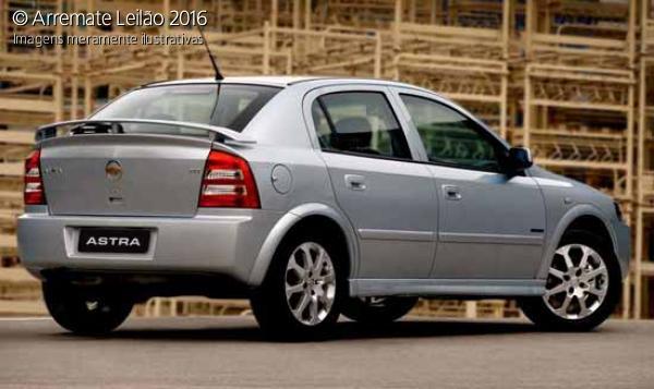 GM/ASTRA HB 4P ADVANTAGE 2009/2009